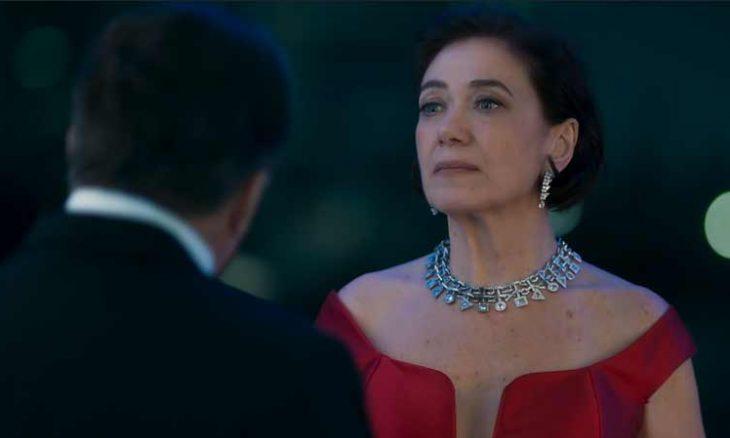 Valentina ordena que Sampaio elimine León, hoje em O Sétimo Guardião
