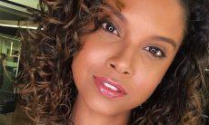 Aline Dias, muda visual após fim de novela