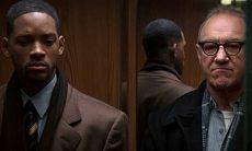 Will Smith está em Inimigo Do Estado, hoje no Corujão (8/1)