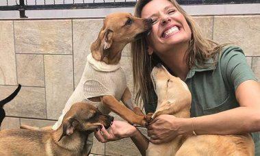 Luísa Mell faz campanha para eliminar brother do BBB 2019