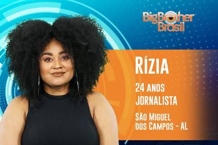 Rízia, 24 anos, jornalista, alagoana de São Miguel dos Campos.