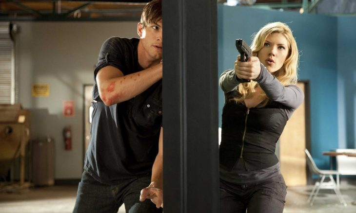"Ashton Kutcher e Katherine Heigl em ""Killers"""