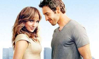 Jennifer Lopez e Alex O'Loughlin no filme Plano B