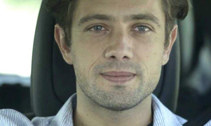 Daniel (Rafael Cardoso) em Espelho da Vida