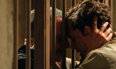 """Danilo se emociona em encontrar Padre Luis em """"Espelho da Vida"""""""