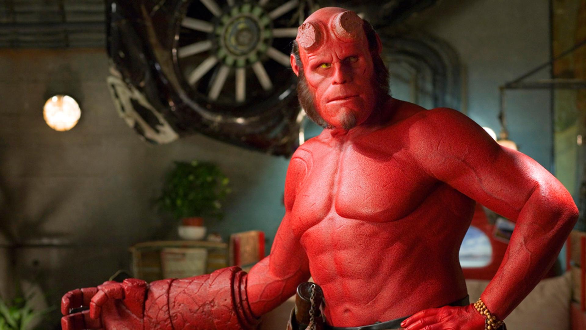 Filme Hellboy