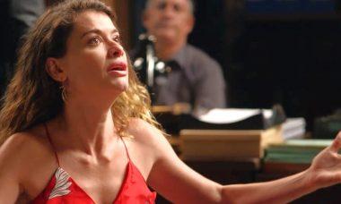 """Isabel surta ao saber que irá para a cadeira - """"Espelho da Vida"""""""