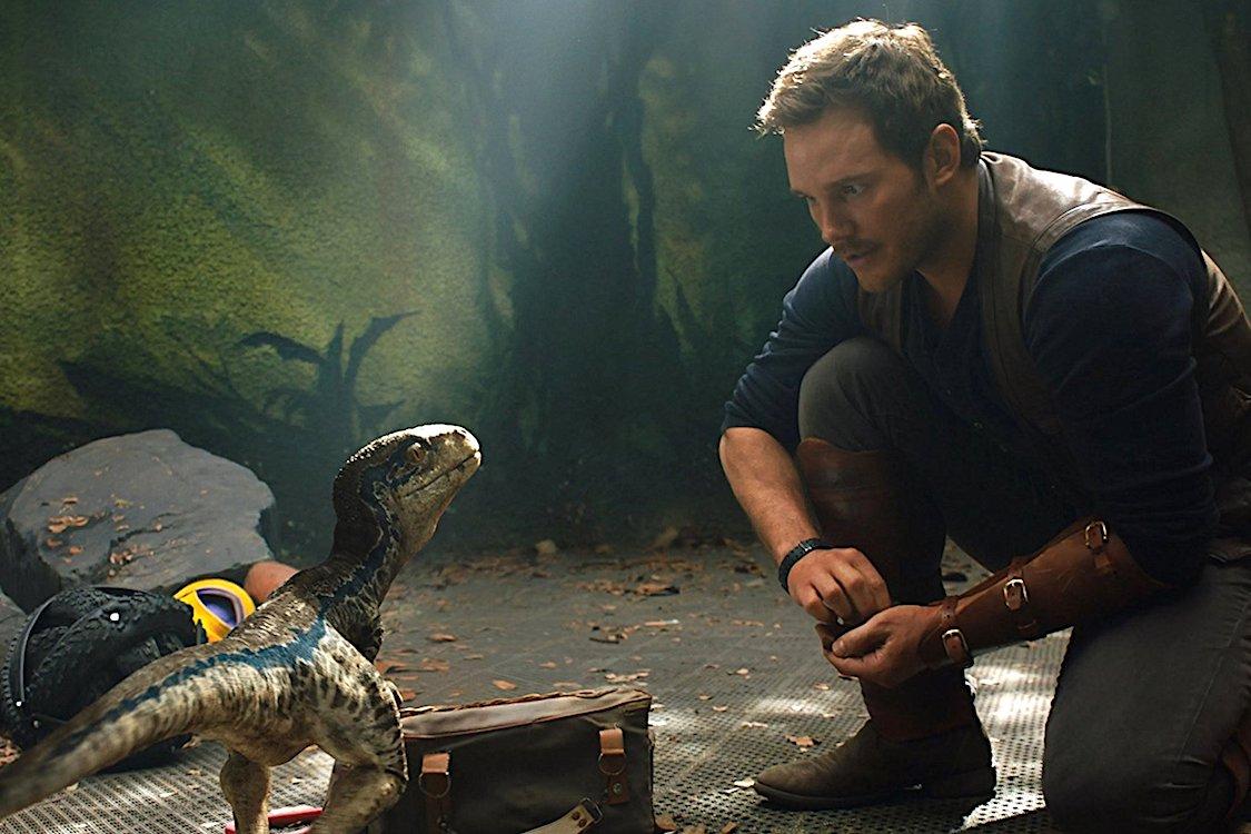 """Filme """"Jurassic World: O Mundo Dos Dinossauros"""""""