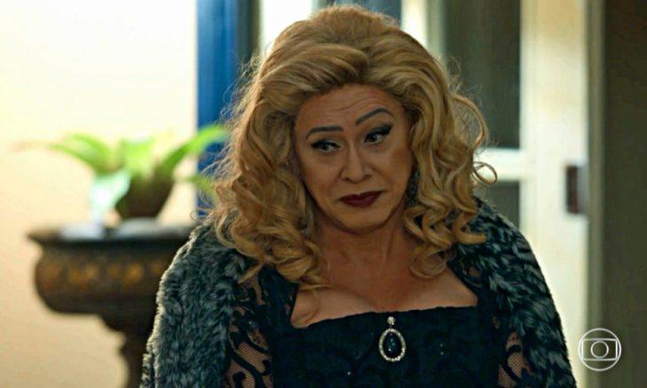 Valentina fica chocada com traição de Marcos Paulo - em O Sétimo Guardião