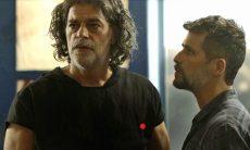 """Murilo troca socos com Sampaio para defender Valentina em """"O Sétimo Guardião"""""""