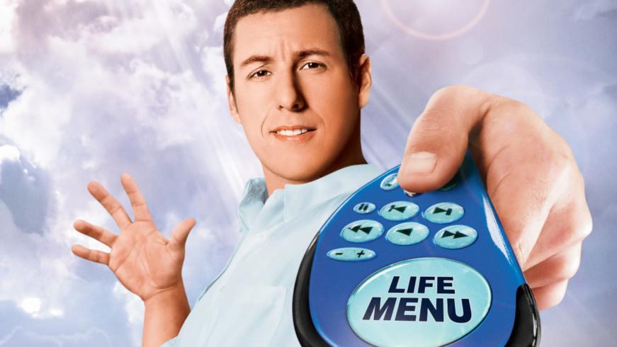 """Adam Sandler em """"Click"""""""