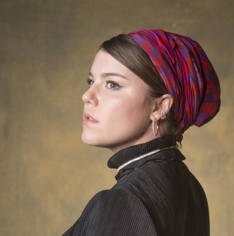 """Alice Wegmann como Dalila em """"Órfãos da Terra"""""""