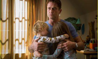"""Gerard Butler em """"Homem de Família"""" / Foto: Divulgação"""
