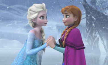 "Filme ""Frozen"""