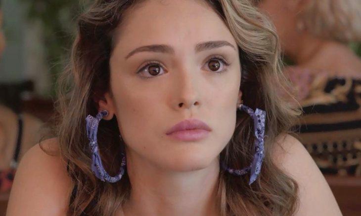 """Manu (Isabelle Drummond) em """"Verão 90"""""""