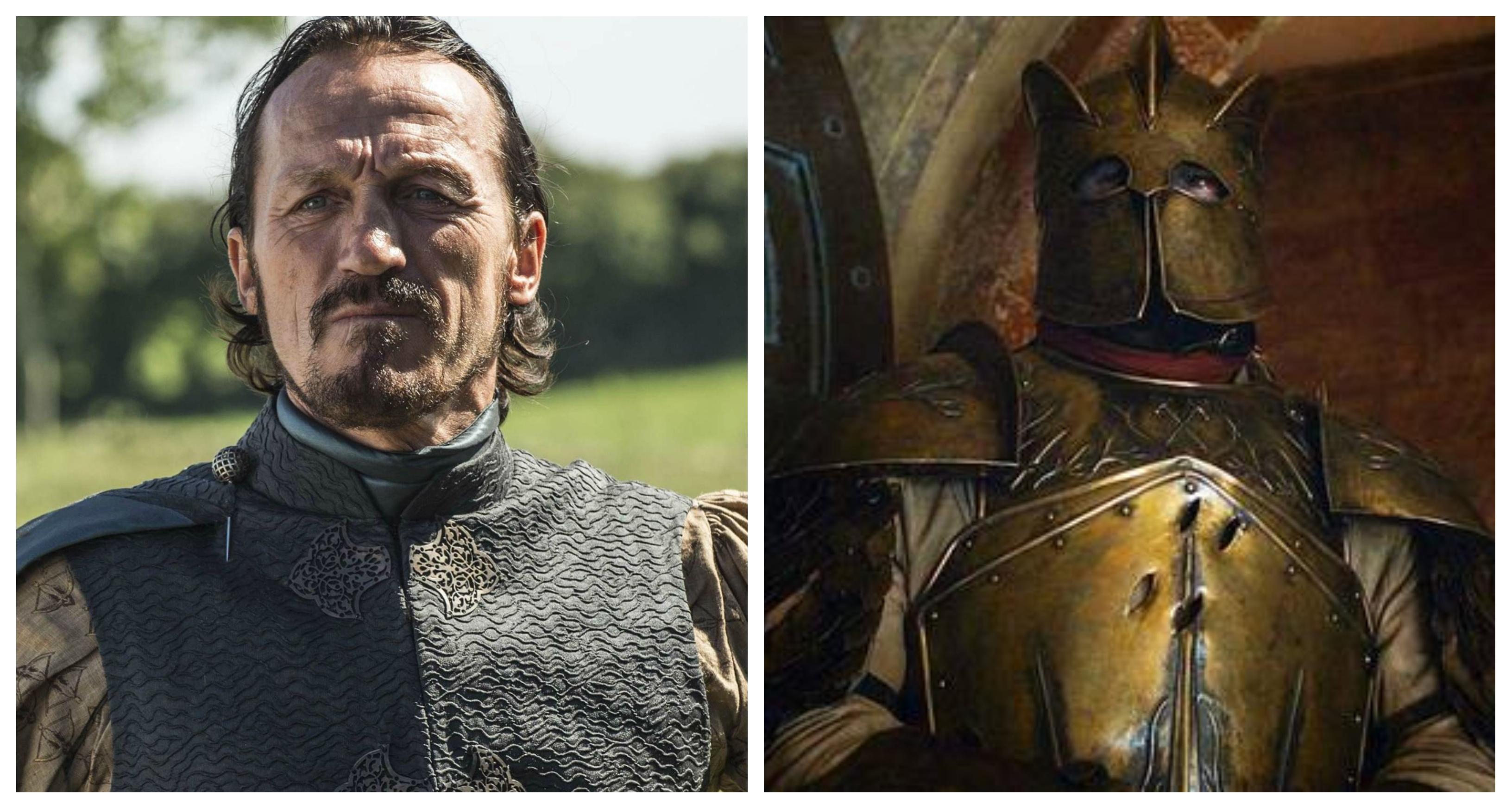 """Bronn e Montanha são os personagens com mais chance de morrer em """"Game of Thrones"""" / Foto: Divulgação HBO"""