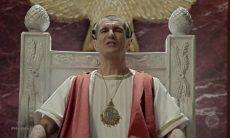 "Pilatos (Nicolas Siri) em ""Novela Jesus"""
