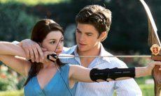 "Anne Hathaway em ""O Diário da Princesa 2"""