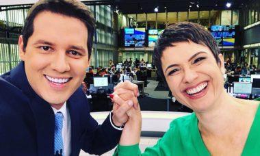 Sandra Annemberg deixa Jornal Nacional
