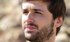 "Tiago Justo (Gil Coelho) na ""Novela Jesus"""