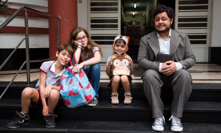 """Filme """"Um Tio Quase Perfeito"""" / Foto: Divulgação"""