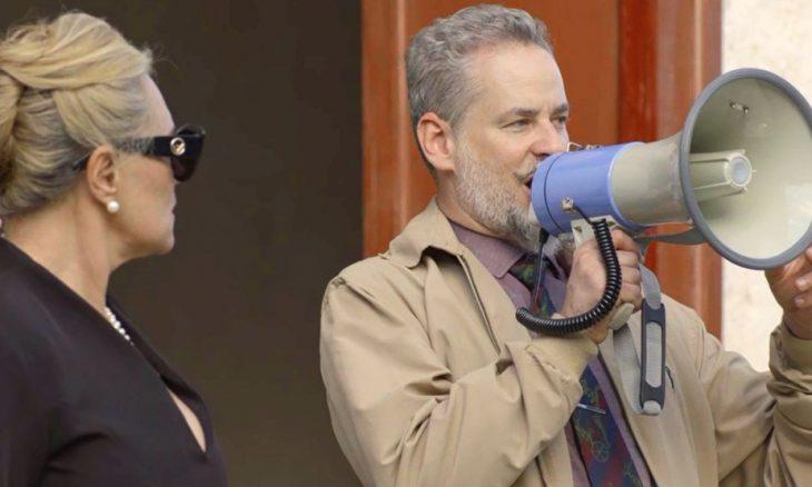 """Eurico (Dan Stulbach) em """"O Sétimo Guardião"""""""