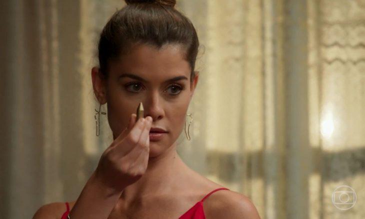 """Alinne Moraes como Isabel em """"Espelho da Vida"""""""