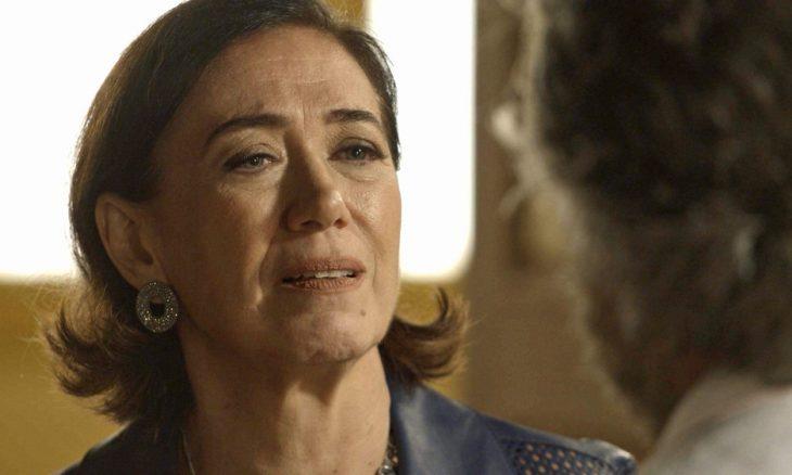 """Valentina (Lilia Cabral) em """"O Sétimo Guardião"""""""