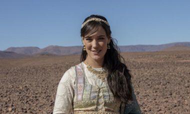 """Aisha (Adriana Birolli) em """"Jezabel"""" / Foto: Divulgação TV Record"""