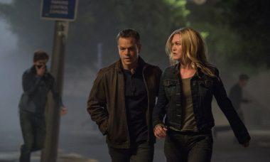 """Matt Damon e Julia Styles no filme """"Jason Bourne"""" / Foto: Reprodução"""