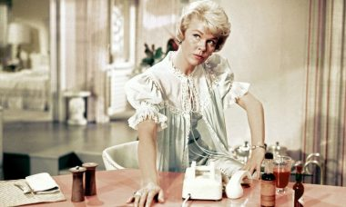 """Doris Day em """"Confidências à Meia-Noite"""", de 1959 / Foto: Reprodução"""