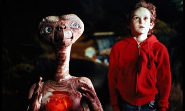 "Filme ""ET - O Extraterrestre"""