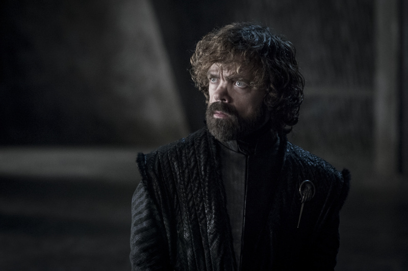 "Tyrion Lannister em ""Game of Thrones"""
