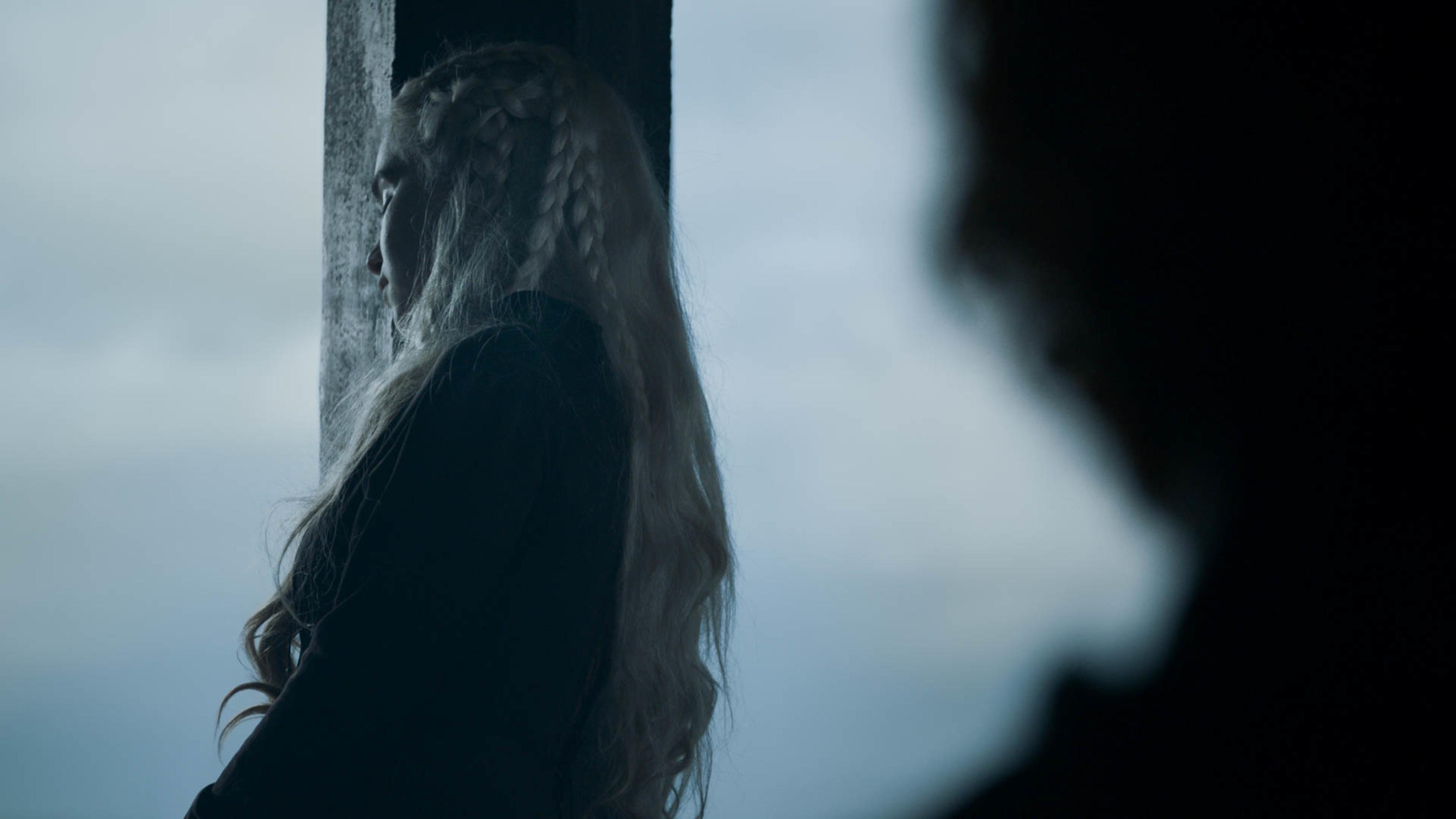"""Daenerys se prepara para o embate final em """"Game of Thrones"""""""