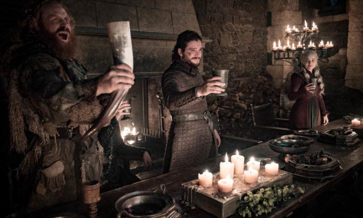 """Cena de """"Game of Thrones"""" / Foto: Reprodução HBO"""