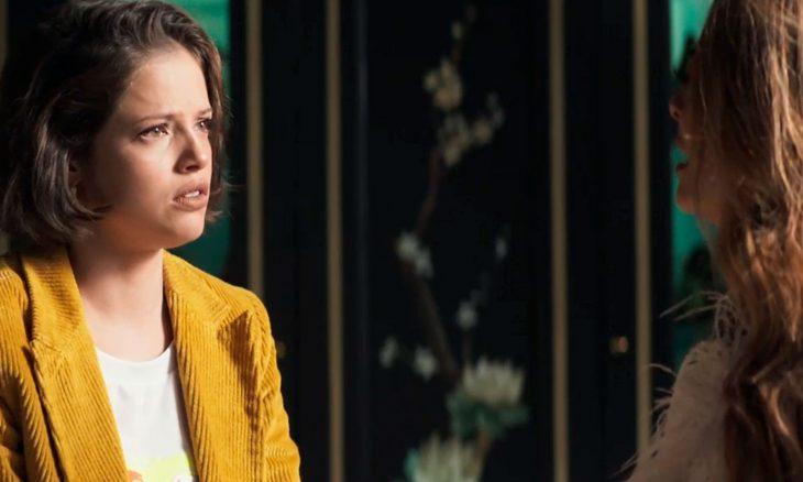 """Josiane (Agatha Moreira) e Maria da Paz (Juliana Paes) em """"A Dona do Pedaço"""" / Foto: TV Globo"""