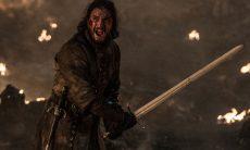 "Jon Snow (Kit Harington) em cena de ""Game of Thrones"""