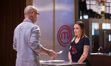 Juliana F. é eliminada do Masterchef / Foto: Divulgação Band