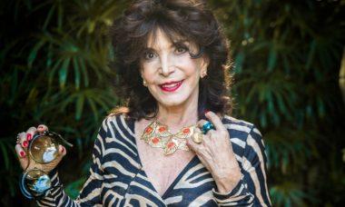 Atriz Lady Francisco morre aos 84 anos / Foto: TV Globo