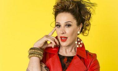 """Lidiane (Cláudia Raia) em """"Verão 90"""" / Foto: TV Globo"""