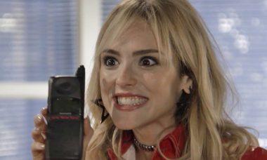 """Manu (Isabelle Drummond) em """"Verão 90"""" / Foto: TV Globo"""