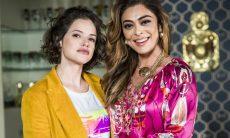 """Josiane (Agatha Moreira) e Maria da Paz (Juliana Paes) em """"A Dona do Pedaço"""" / Foto: TV Globo / João Miguel Junior"""