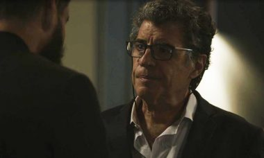 "Miguel (Paulo Betti) em ""Órfãos da Terra"" / Foto: TV Globo"