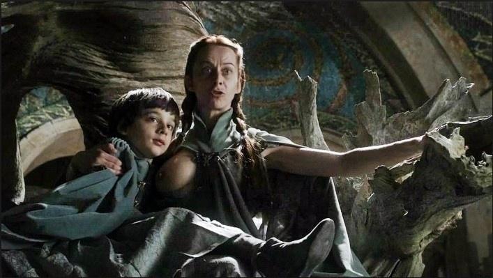 """Lino Facioli como Robin Arryn em """"Game of Thrones"""" / Foto: Reprodução HBO"""