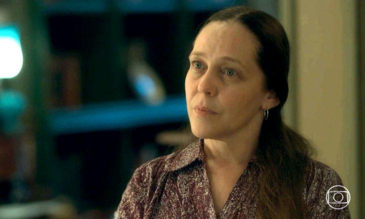 """Judith (Isabela Garcia) em """"O Sétimo Guardião"""""""
