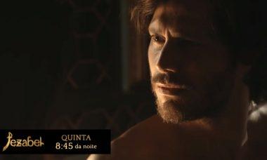 """Acabe (André Bankoff) em """"Jezabel"""" / Foto: TV Record"""