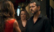 Maria da Paz (Juliana Paes) e Amadeu (Marcos Palmeira) / TV Globo