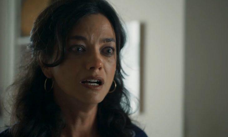 """Missade (Ana Cecília Costa) em """"Órfãos da Terra' / Foto: TV Globo"""