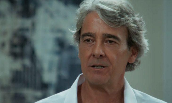 """Quinzão (Alexandre Borges) em """"Verão 90"""" / Foto: TV Globo"""