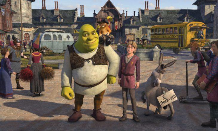 """Filme """"Shrek"""" / Foto: Reprodução"""